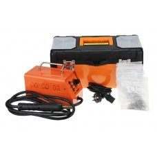 Hot Stapler Plastic Repair Welding System Kit