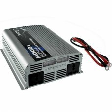 1000W(Peak 2000W) PURE SINE WAVE POWER INVERTER DC12V AC 220-240V