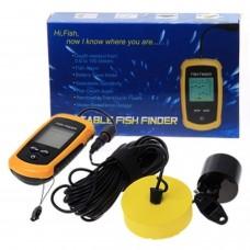 Sonda Detector / Buscador de peces para la pesca Fish Finder