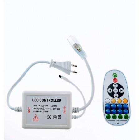 DIMMER Light intensity regulator for LED strip 220v with LED