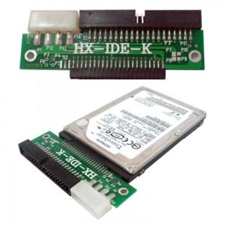 Adaptador IDE transforma tu disco duro 2.5 a 3.5 ADAPTADORES  2.50 euro - satkit