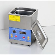 2 LITERS COMPONENT ULTRASONIC CLEANER MOD-120HTD