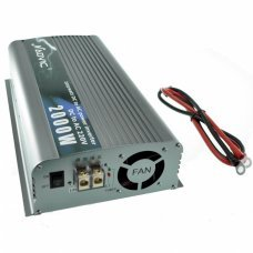 2000W(Peak 4000W) PURE SINE WAVE POWER INVERTER DC12V AC 220-240V