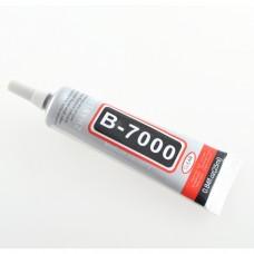 25ml B7000 Pegamento líquido transparente para fijar pantallas, marcos, cristales, táctiles y  hobby