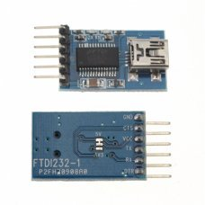 3.3v 5.5v Adaptador usb fdti  a serial  Ft232rl Ftdi  para Arduino Mini Port