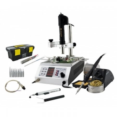 3 in 1 Int866 LEAD FREE REPAIRING SYSTEM (ALL IN ONE) Soldering stations Aoyue 159.00 euro - satkit