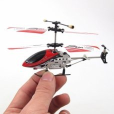3 Channel System Metal Frame RC Mini Helicopter with LED lights