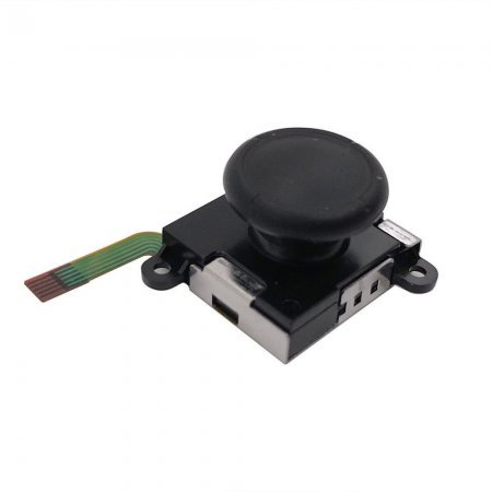 Left/Right Replacement Button 3D Analog Joystick Thumb Stick for Joy-Con NS Nintendo Switch Controller