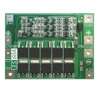 3S 60A Enhanced Version Protection Board PCB for Lithium Battery