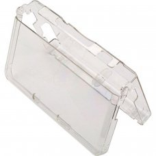 Carcasa protectora  para Nintendo 3DS (Transparente)
