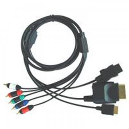 4 in 1 Component Cable (PS2/PS3/Wii/XBOX360) Electronic equipment  6.50 euro - satkit