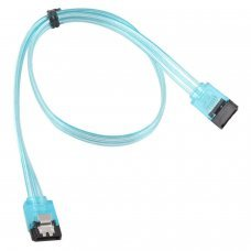 50cm PRO SATA 3 Locking Plug t Plug 6Gb High Speed Cable Lead