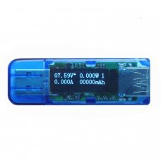 5in1 USB Multimeter USB 3.0 Voltage/Current/Capacity/Charge Tester - Mobile Phone/Tablet PC/Power Bank Metering Panel