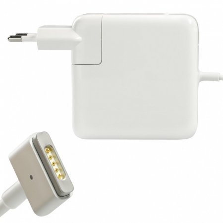 60-Watt MagSafe Power Adapter for MacBook (compatible) APPLE  15.00 euro - satkit