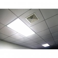Panel LED Slim 120x60cm 88W 7900lm Marco Plata COLOR BLANCO FRIO 6500K