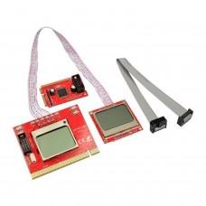 Tarjeta de diagnostico PCI para Pc con pantalla LCD  modelo PTI-8