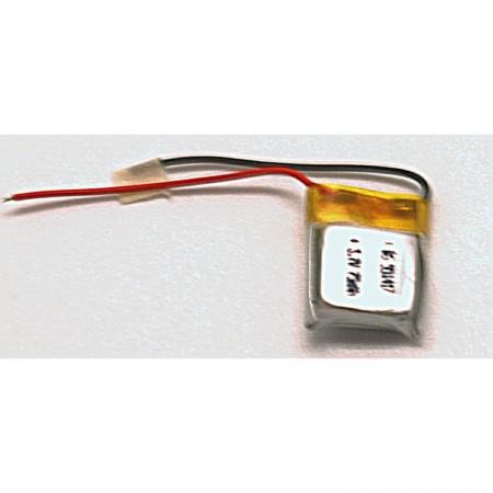 3,7V 75mah MINI BATERIA HELICOPTERO 8087 RECAMBIOS HELICOPTEROS  0.50 euro - satkit