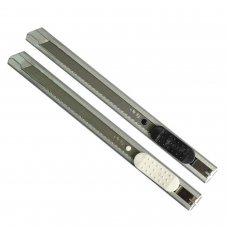 9mm Stainless Steel Auto-Lock Utility Knife