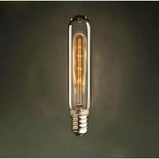 G80 Vertical E14 Filament Light Bulb 40W Edison Vintage Decorative Industrial
