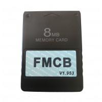 McBoot FMCB 1.953 Sony PlayStation2 PS2 8MB Memory Card OPL ESR HD MC Boot