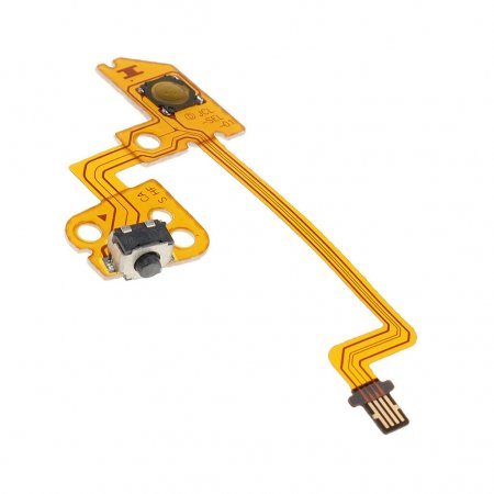 L Key Flex Cable Left Button Replacement for Nintendo Switch NS Joy-Con Controller