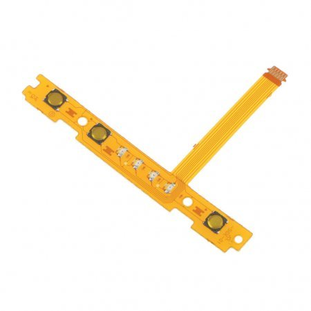 SL Key Flex Cable Left Button with LED Replacement for Nintendo Switch NS Joy-Con Controller