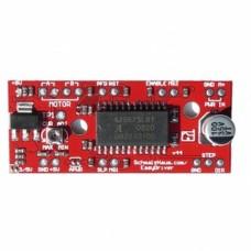 Controlador EasyDriver V4.4 para motores paso a paso  A3967 compatible Arduino