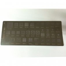 a90 MTK stencil board for 36 mobile phone ic