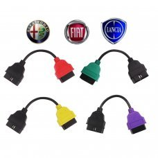 Adapter a1 + a2 + a3 + a4 FOR MULTIECUSCAN FiatECUScan FIAT ALFA ROMEO LAUNCHES OBD II 2