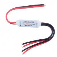 Mini Size Amplifier for DC12V Monocolor LED Strip