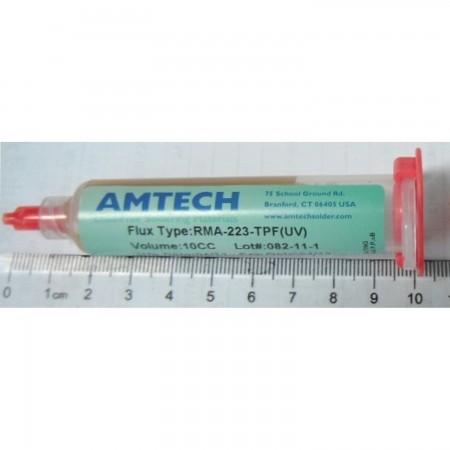 AMTECH RMA-223-TPF(UV) solder flux 10cc Flux soldar Amtech 5.00 euro - satkit