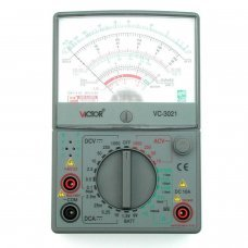ANALOG MULTIMETER VICTOR VC3021