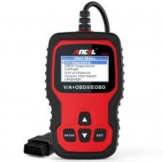 Ancel VD500 ABS SRS EPB Dispositivo de diagnósticoScanner OBD2 Lector de códigos para VW Audi Seat Skoda
