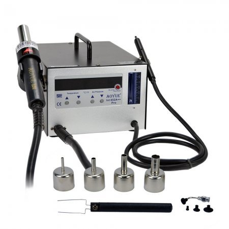 Aoyue 852A++ REPAIRING SYSTEM Soldering stations Aoyue 97.00 euro - satkit