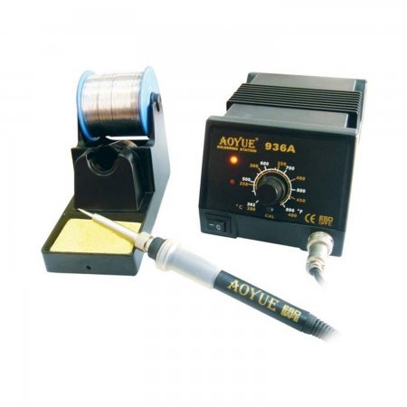 AOYUE 936A Soldering station 60 W Soldering stations Aoyue 49.90 euro - satkit
