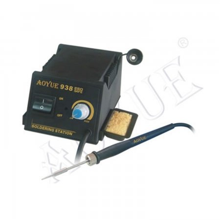 AOYUE 938 SOLDERING STATION Soldering stations Aoyue 18.00 euro - satkit
