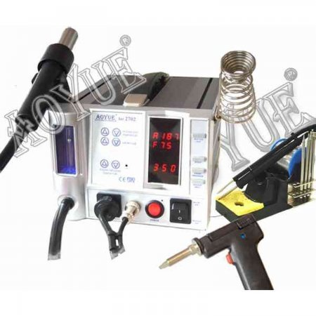 AOYUE INT2702A+ lead free repairing system (all in one) Soldering stations Aoyue 234.00 euro - satkit