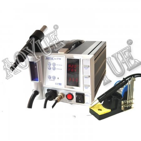 Aoyue INT2738A+ Lead Free Repairing System Soldering stations Aoyue 195.00 euro - satkit