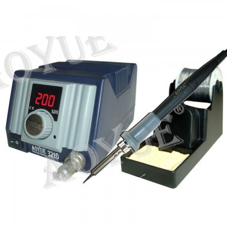 AOYUE INT3210 70W Lead free compatible soldering station Soldering stations Aoyue 62.00 euro - satkit