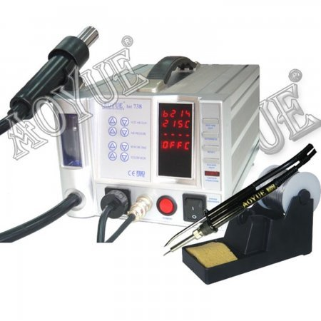 AOYUE INT738+ Professional repairing system Soldering stations Aoyue 175.00 euro - satkit