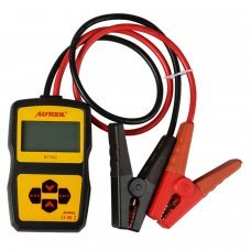 AUTOOL BT360 Car Battery Tester 12V Digital Analyzer 2000CCA 220AH Multi-Languages BAD Cell Test Car Tools High Quality