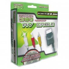 AV Cable for Xbox 360