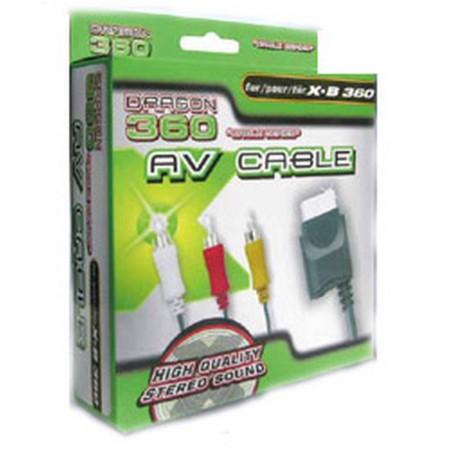 AV Cable para Xbox 360 Equipos electrónicos  4.36 euro - satkit