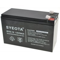 Rechargeable Lead Battery SY9-12 12V9Ah Alarms, Scales, Toys