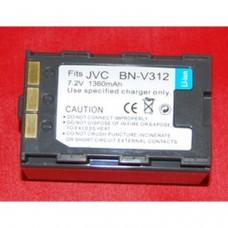 Batería compatible JVC  BN-V312