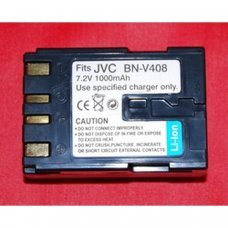 Battery Replacement for JVC BN-V408