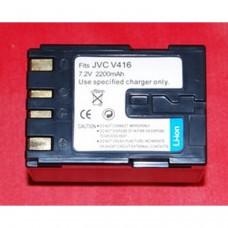 Batería compatible JVC  BN-V416
