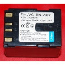 Battery Replacement for JVC BN-V428