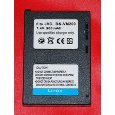 Battery Replacement for JVC BN-VM200
