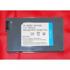 Battery Replacement for SONY NP-FA50